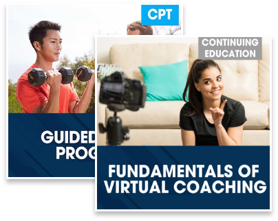 CPT Guided Study Plus Virtual Coaching