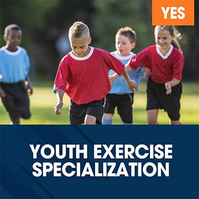 Youth Exercise Exercise Specialist