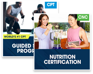 NASM Nutrition & Fitness Bundle