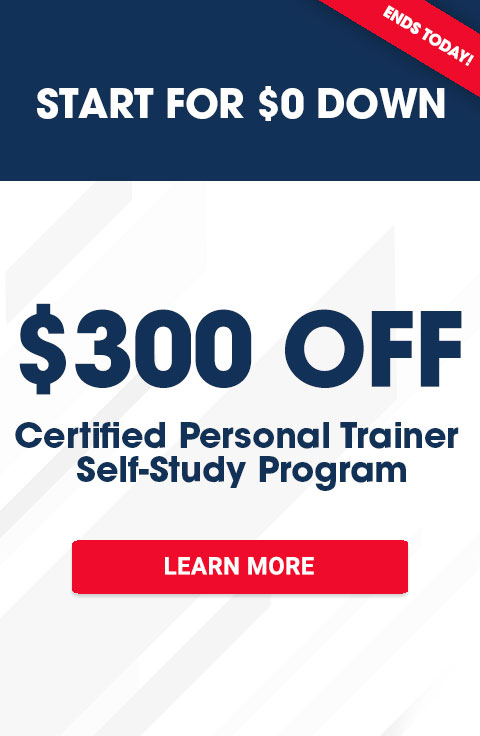 NASM   Personal Training & Fitness Certifications   Start for Free!