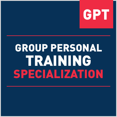group personal training specialization (gpts)