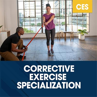 Corrective Exercise Specialization product shop image