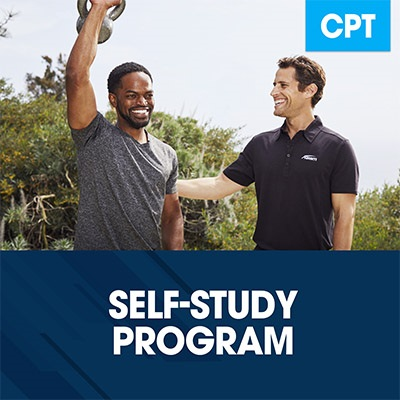 Certified-Personal-Trainer-Self-Study