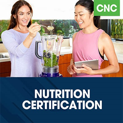 Nutrition Certification Shop Tile 400x400