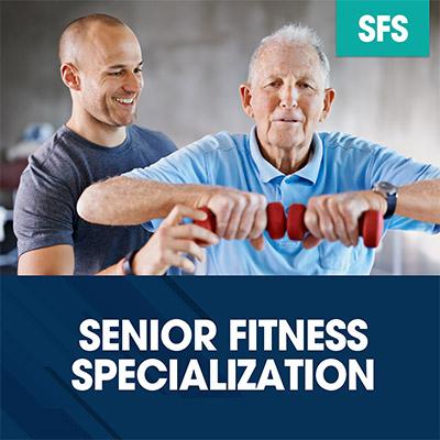 Senior Fitness Specialization Sfs