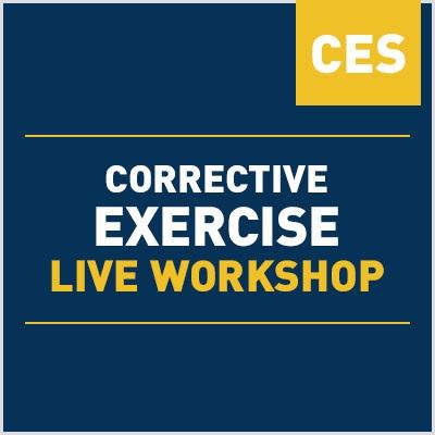 Corrective Exercise Workshop (CES)