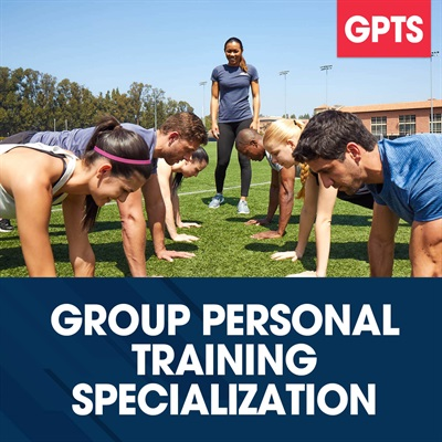 NA Group Personal Training Specialization Product Tile