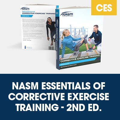 Essentials of Corrective Exercise Training 2nd Ed