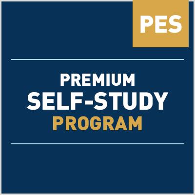 PES - Premium Self Study